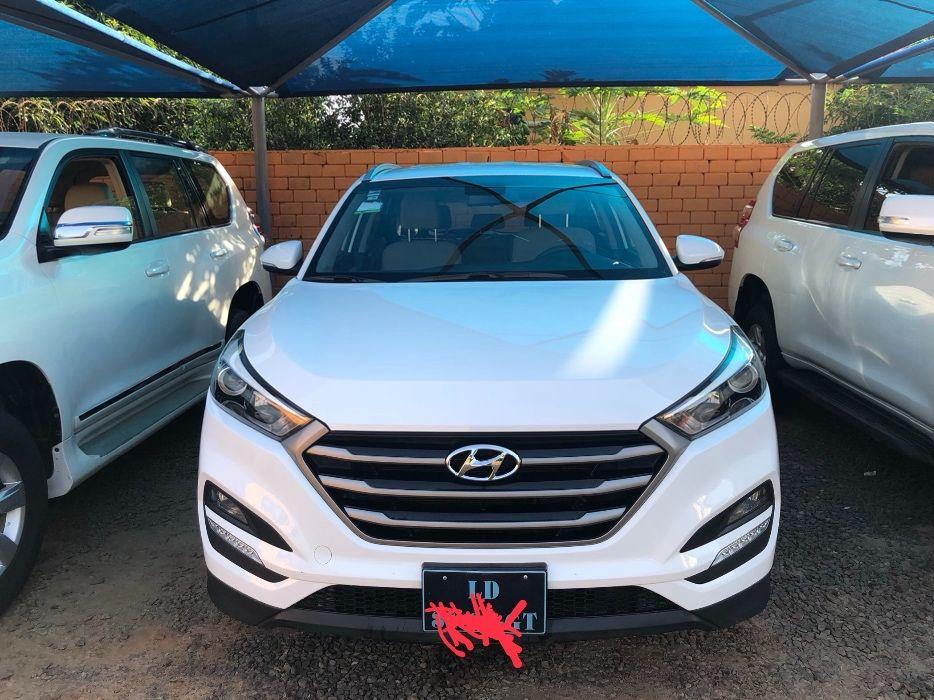 Hyundai tucson novo modelo ( semi novo )