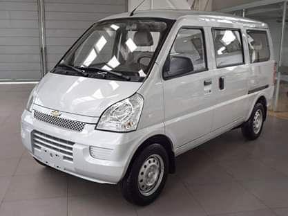 Vendo Mini Hiace Chevrolet N300 Agarra Bebe