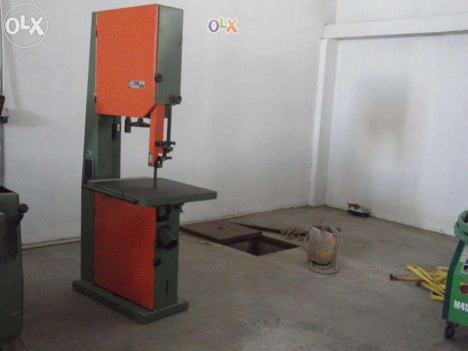 Carpintaria Serra de fita circular