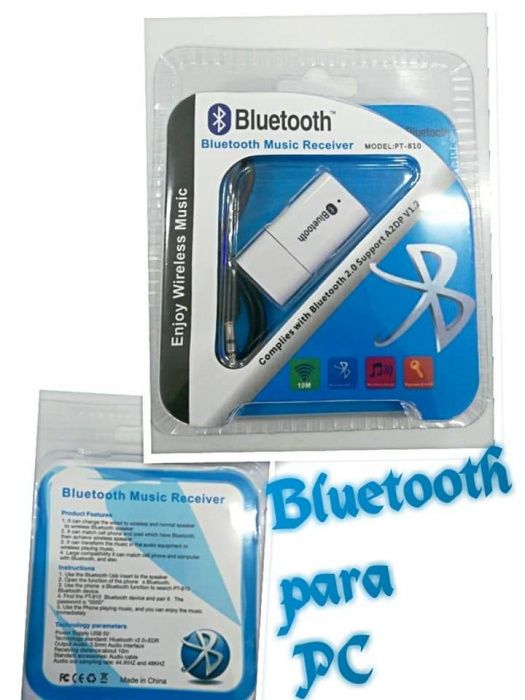 Bluetooth para PC