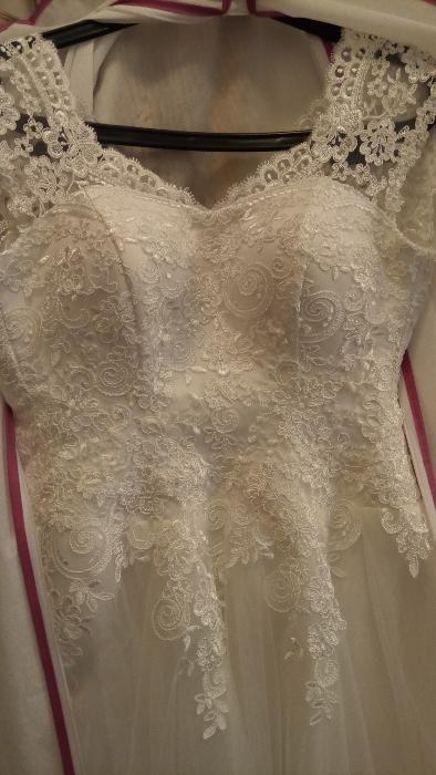 Булчинска рокля и було