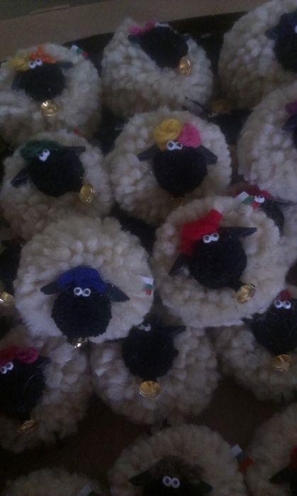 Магнит- овца