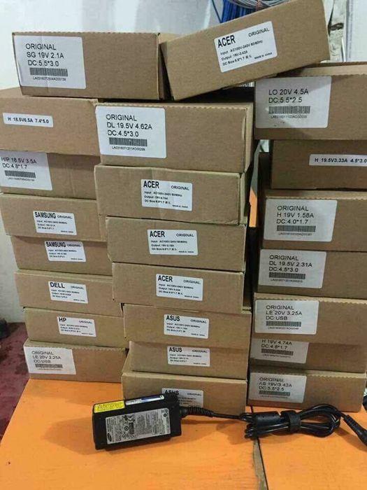 Carregadores para laptops Acer,HP,Lenovo,Toshiba,Dell,Asus