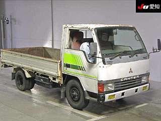 camioneta canter a venda