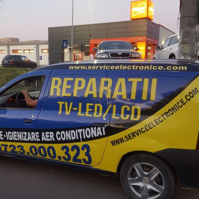 Reparatii televizoare lcd led tv la tine acasa Ploiesti Prahova