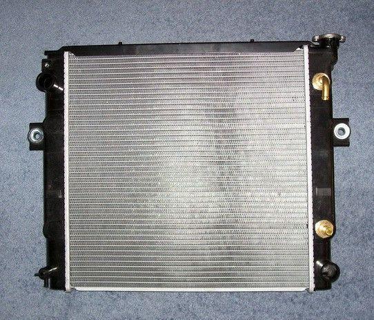 Радиатор для погрузчика (кары) Toyota. АКПП. МКПП.