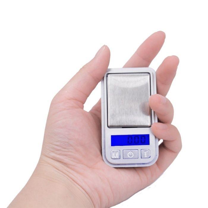 Електронна везна Мини Scale 200g / 0.01g безплатна доставка