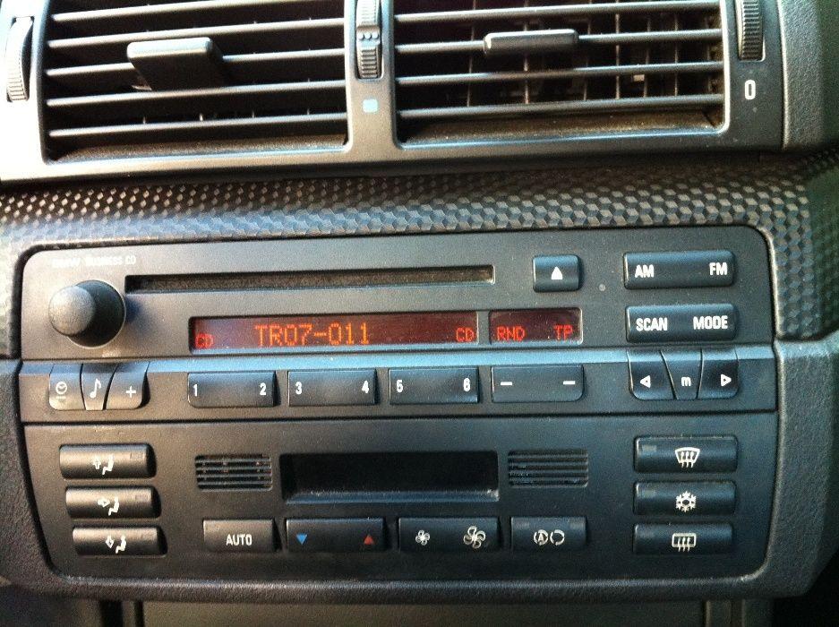 CD original BMW seria 3 E46 FL/NFL cu/fara MP3 - CITESTE ANUNTUL!
