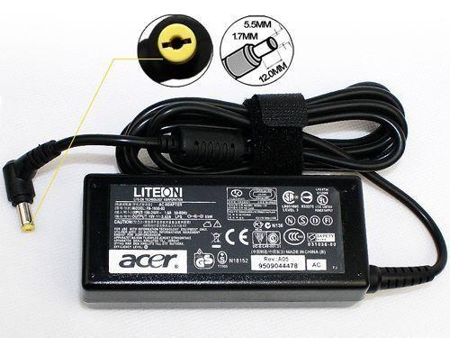 _АСЕР_ блок-адаптер для зарядки на планшет и ноутбук + шнур питания к