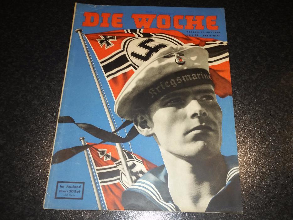 Revista germana anul 1940