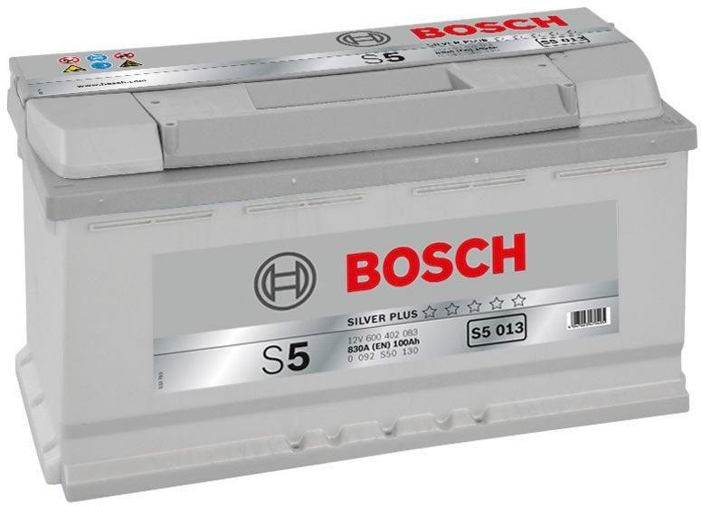Baterie Auto Bosch S5 100Ah Garantie pe loc 2 ani