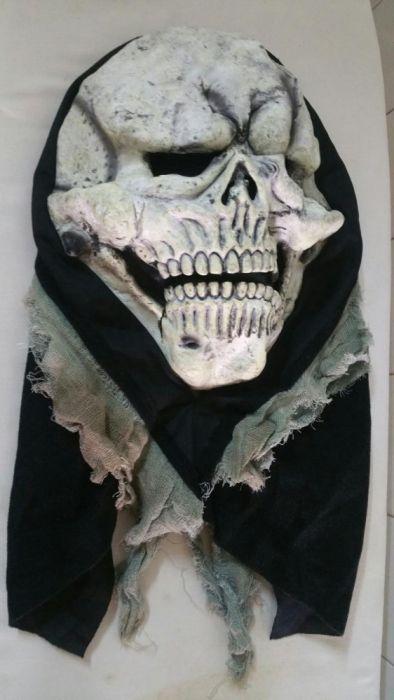 Máscara para o carnaval