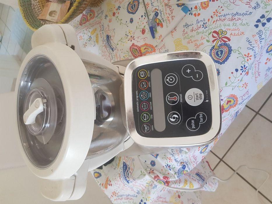 Maquina de cozinhar automática moulinex origem francesa