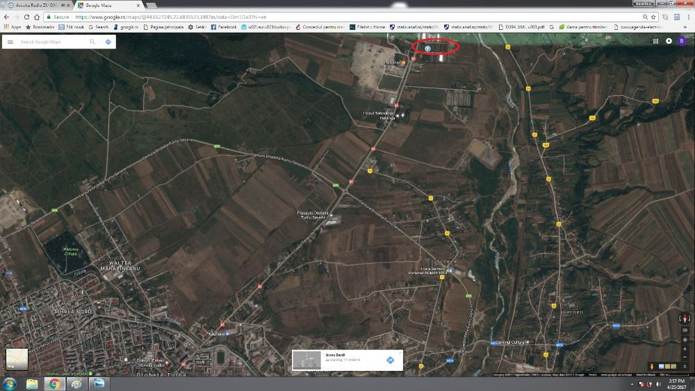 Vanzare  terenuri constructii  49.7 ha Mehedinti, Halanga  - 0 EURO