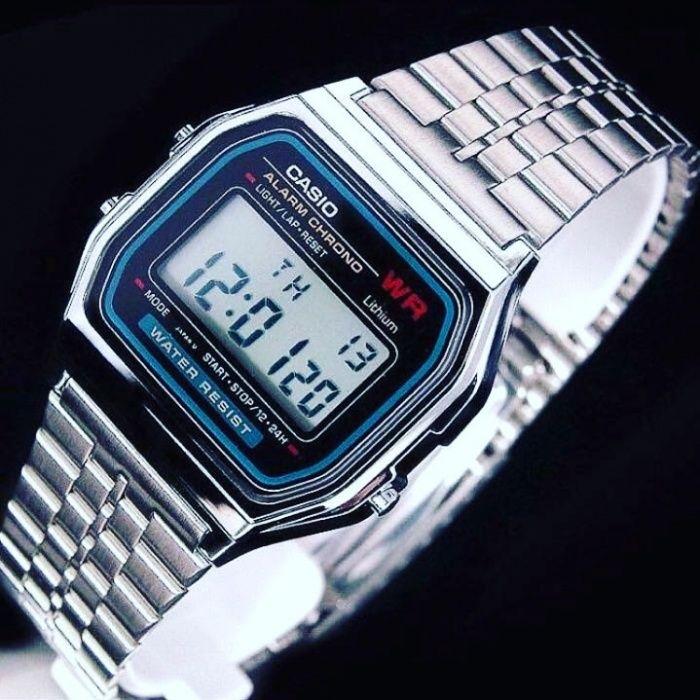 Casio Retro Легендарные часы касио ретро, электронные