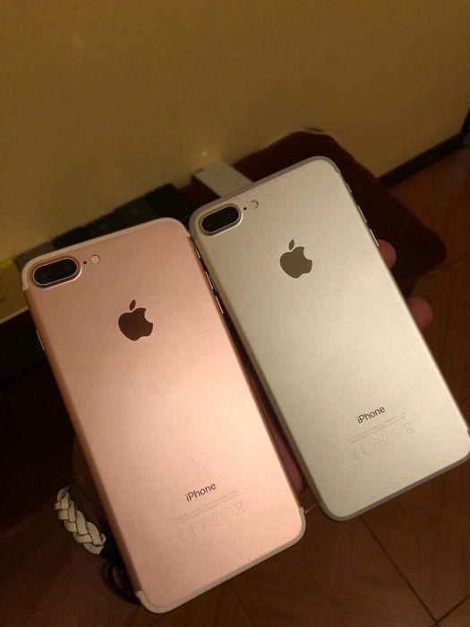 Iphone 7 plus 32GB silver Bairro do Jardim - imagem 1