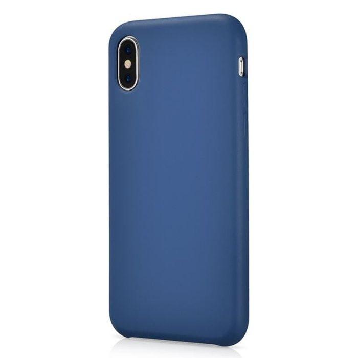 Husa Ultra Slim Guardian X-level pentru iPhone X Albastru