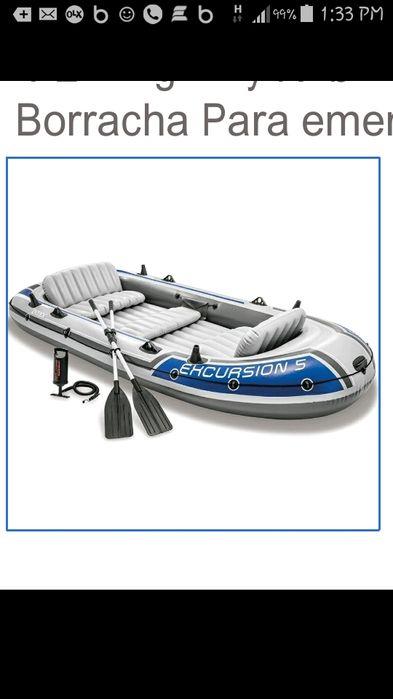 Barcos, Motores e Kits de Salvação