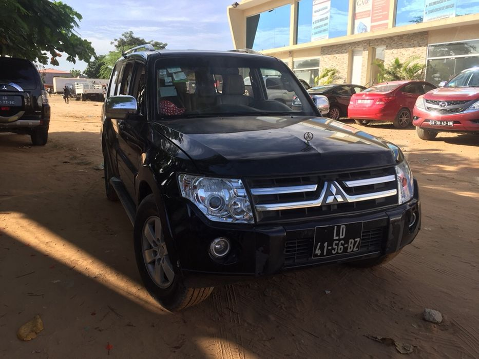Mitsubishi Pagero Diesel bom preço