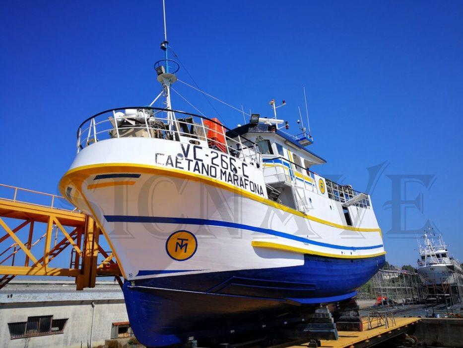 Vendo Barco de Pesca Profissional