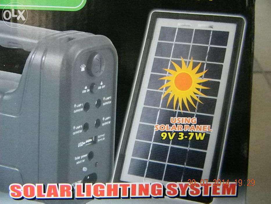 panouri solare seturi complete pentru iluminat