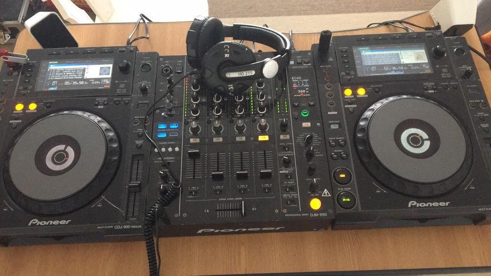 Inchiriez CDJ 900 Nexus + DJM 850