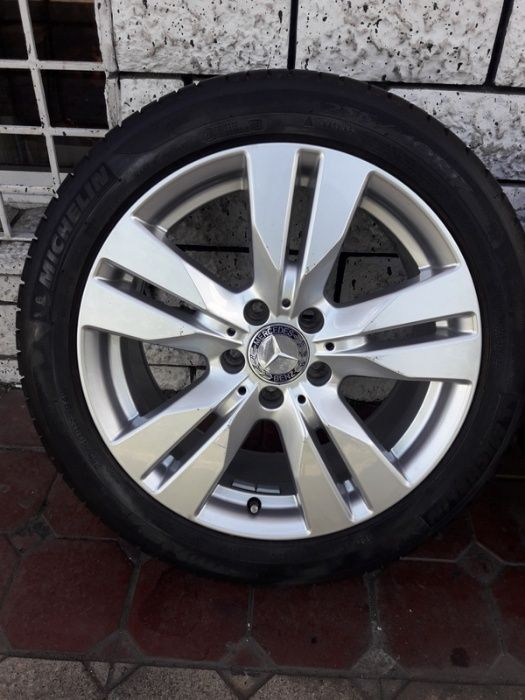 Jante Mercedes E Class Coupe 17 OEM Oradea - imagine 6