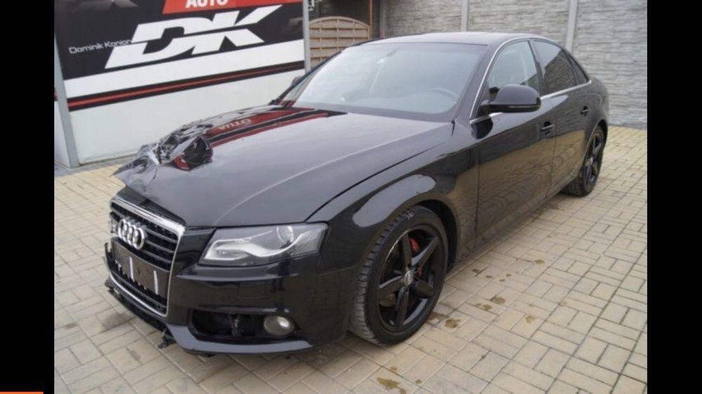 Audi A4 B8 8k На части Ауди А4 Б8 На части