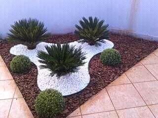 Monto jardin no apartamento