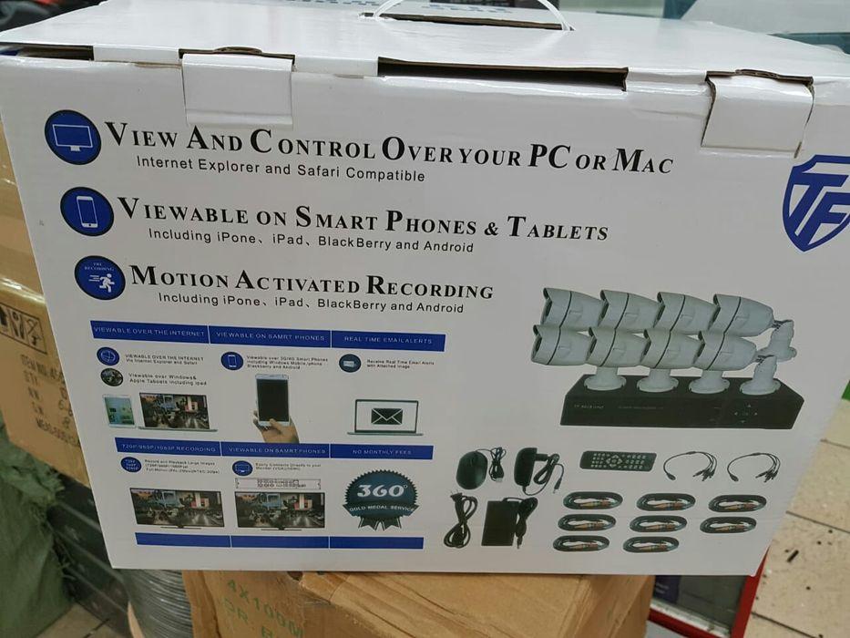 Vendo Kits Completo de câmeras de segurança
