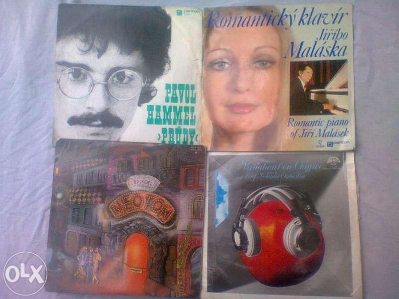 грамофонни плочи -колекция