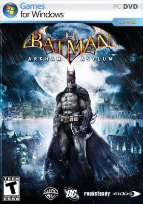 Batman Arkham Asylum-RELOADED