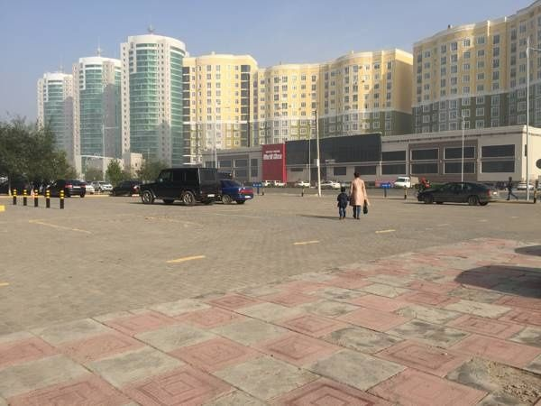 хорошая 2к квартира в ЖК Арай 11мкр/пр-т Абулхаир-хана