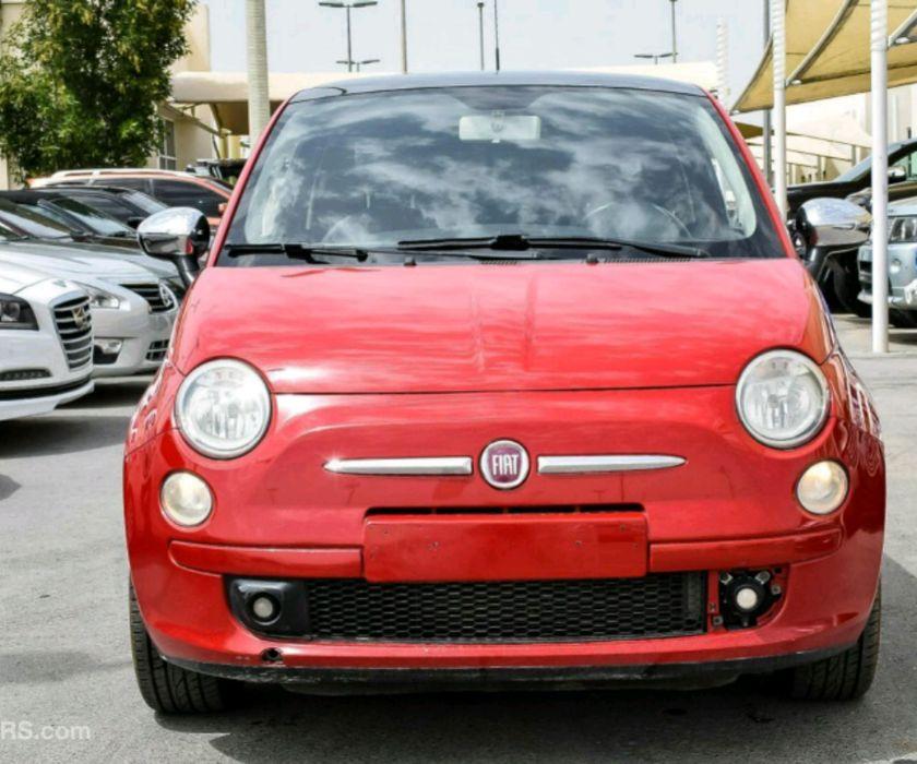 Fiat 500 a venda