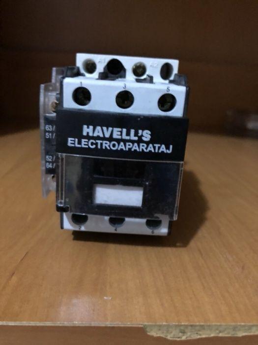 Contactor 25A Releu protecție 10-15A contact auxiliar bloc contacte