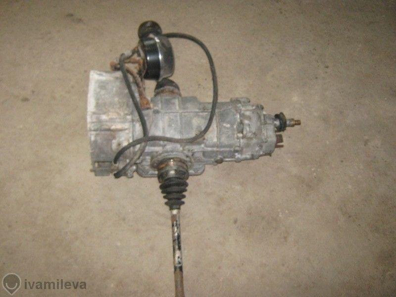 автоматична скоростна кутия vw 1303