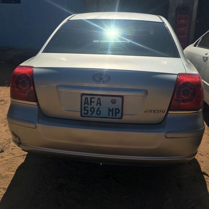 Toyota Avensis Maputo - imagem 2