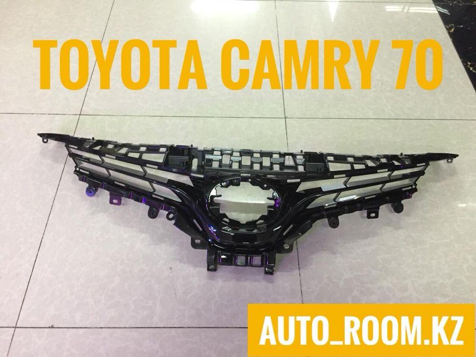 Кузовные детали на Toyota Camry 70/Тойота Камри 70!