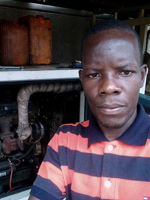 Técnico de geradores industrial