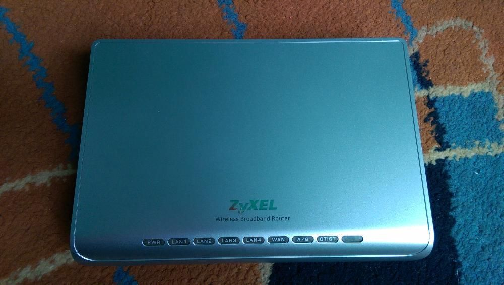 Router wireless Zyxel P-334U