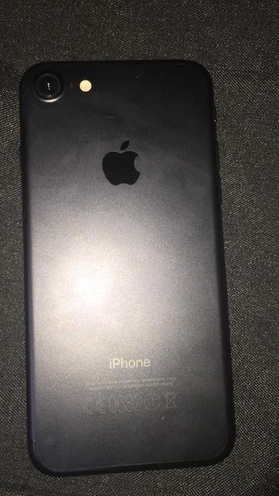 iPhone 7 mate black 128gb