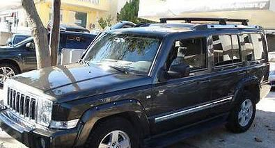 Jeep Commander 3.2D на части