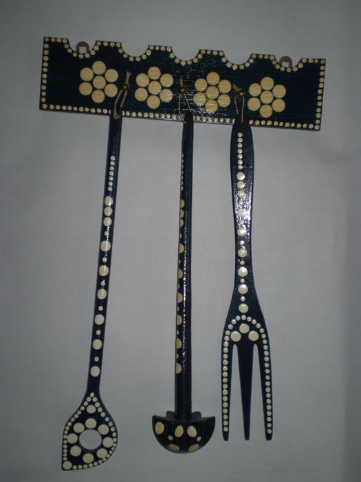 lingura , linguri lemn , decorative