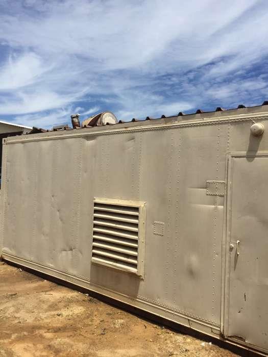 Gerador usado 250 kVA marca Detroit Viana - imagem 1