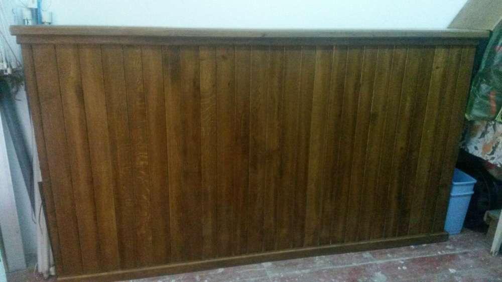 Bar/ Tejghea lemn masiv stejar