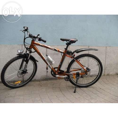 Нов електро колело велосипед