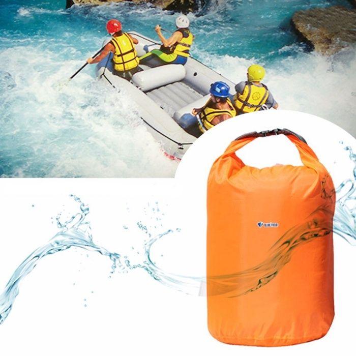 Dry bag / Sac impermeabil drumetii camping caiac 20 litri