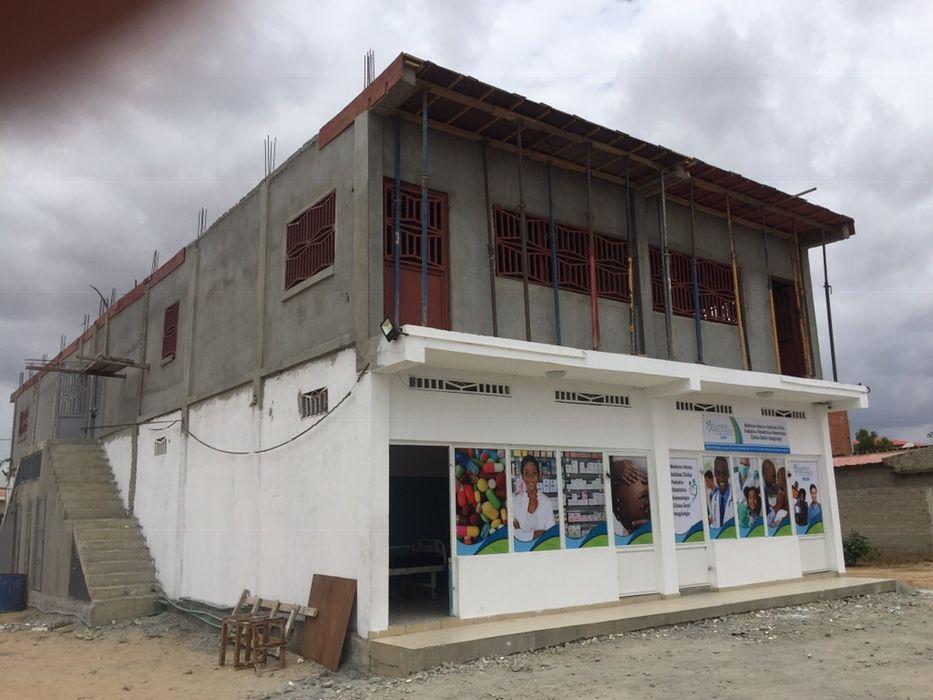 Edifício 8 lojas