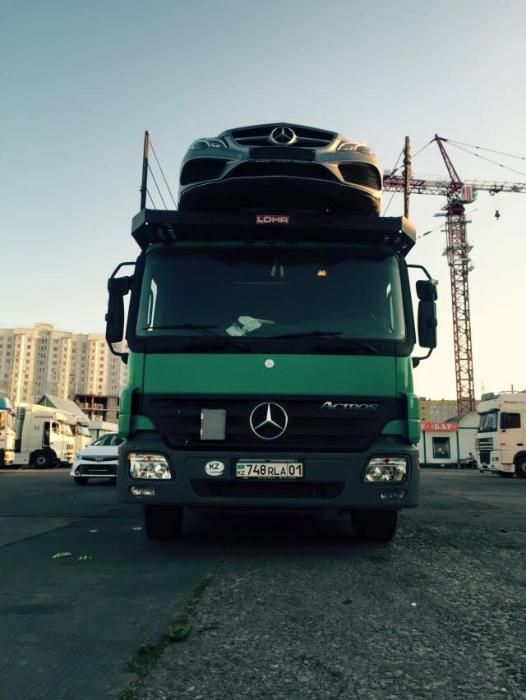Услуги автовоза Алматы-Астана-Алматы-Актобе-Уральск-Атырау-Актау-Алмат