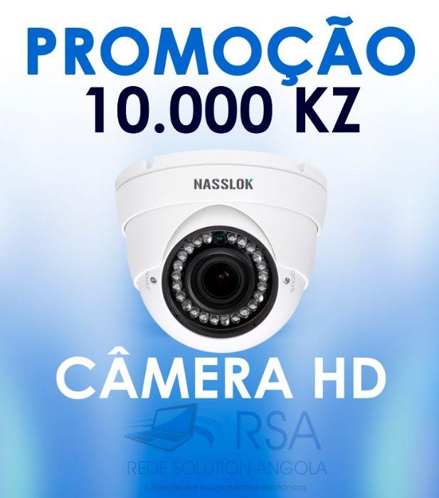 promoção câmara Dome